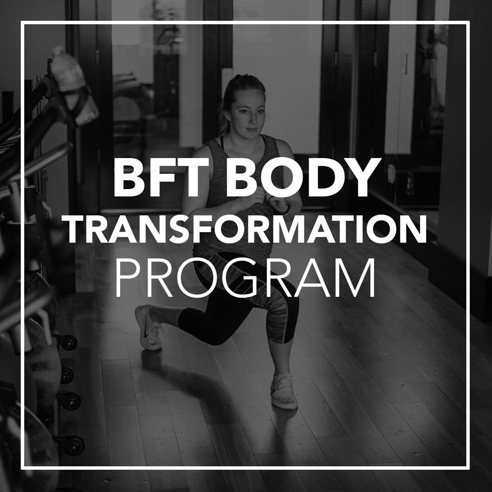 nline body transformation program
